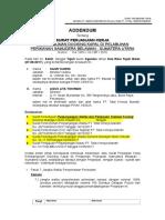 114 ADDENDUM - Kontrak SPK @ Total Kinerja Mandiri - Docking Belawan (Revisi BP) [PLG.9.16.186]