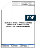 Manual Definitivo de Harineras 2014