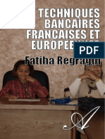 FATIHA REGRAGUI-Techniques Bancaires Francaises Et Europeennes-[Atramenta.net]
