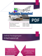 PPT Pedagangan International Fixx