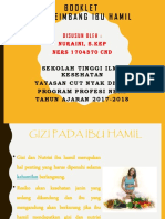 Booklet Ibu Hamil