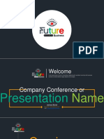 Business Presentation 1 - Template Powerpoint