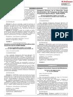 Designan Director de La Direccion Zonal Huancavelica Del Pro Resolucion Directoral No 129 2018 Minagri Dvdiar Agro Rural de 1632824 1 (1)