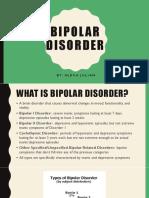 bipolar disorder updated