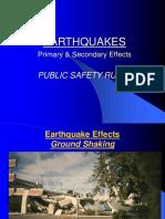 Primary Sec EffectsEarthquake2