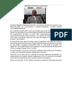 Biografia de Paquito Palaviccini