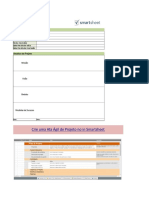 Agile Project Charter Template PT