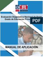 Manual de Aplicacion Diagnóstica de 6to 2018 Vf