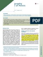 Ultrasonography Evaluation of Pelvic Masses