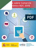 Informe B2C 2015 (Edición 2016)