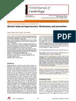 Hubungan alkohol dengan Hipertensi