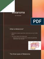 melanoma - andrea bean