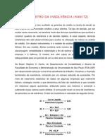 Financas Insolvencia