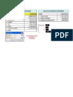 Fluxo de Caixa Excel