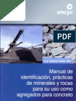 Manual de Identificacion Practicas de Minerales y Rocas Para Su Uso Como Agregados Para Concreto