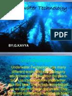 Underwater Technology Corinne Bergano 1