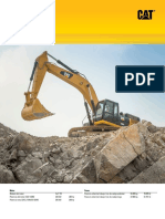 CAT 336D2 Catalogo