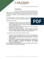 1 - Instructivo Para Presentacion de Planificacines de Catedra-Procedimiento 2018
