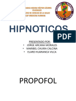 HIPNOTICOS- 2017 -