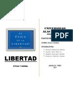 Monografia Etica y Moral