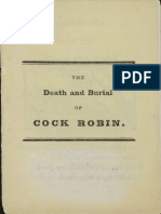 Who Killed Cock Robin