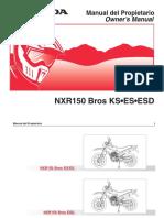 Nxr150 Bros Ks