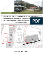Estudio de Impacto Ambiental-i.e. Chapo