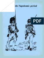Wargame rules for the Napoleonic Period
