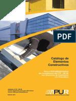 Catálogo de Elementos Constructivos. Para el Predimensionado del Cumplimiento del CTE-DB HE con Soluciones de Aislamiento con Poliuretano.pdf