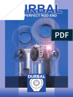 Durbal Rod End