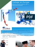 Presentación Tripulantes en Europa