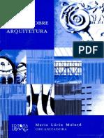 Cinco Textos Sobre Arquitetura