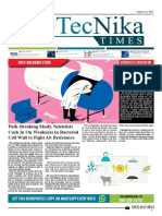 Biotecnika - Newspaper 1st Jan 2018