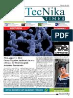 Biotecnika - Newspaper 13 February 2018