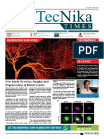 Biotecnika - Newspaper 6th Dec 2017
