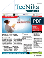 Biotecnika - Newspaper 23 January 2018