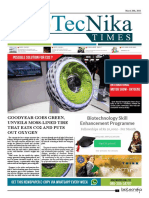 Biotecnika - Newspaper 20 March 2018