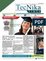 Biotecnika - Newspaper 30 January 2018