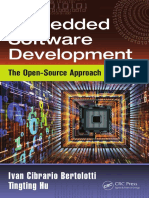 Embedded Software Development  the Open-source Approach
