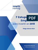 7 Estupendas Empresas Para Invertir en 2018 Diego Alonso Ruiz