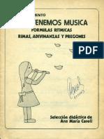 2- Suplemento Hoy Tenemos Música Ana María Caroli Segundo Suplemento