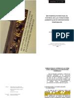Recomendaciones Para El Control de Las Condiciones Ambientales en Exposiciones Temporales