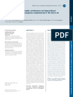 Puy Facies Analysis Stratigraphic Architecture and Depositional Environments