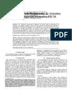Formato Paper UTA