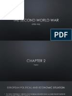 chapter 2 part 6 - second world war