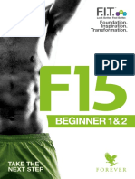 F15 Beginner Booklet