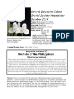 Orchids of the Philippines Newsletter
