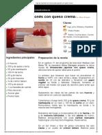 Hoja de impresión de Cheesecake japonés con queso crema.pdf