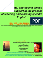 The English Patient Project