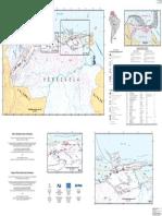 mapa estructual cuaternario